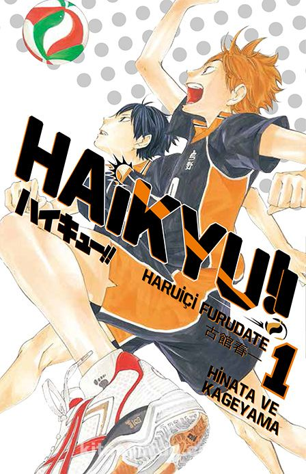 Haikyu!! 1 - Haruiçi Furudate pdf epub