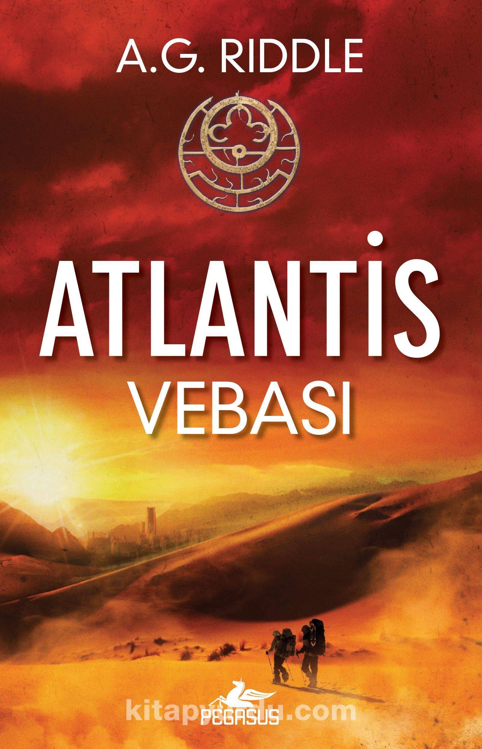 Atlantis Vebası / Kökenin Gizemi 2 - A. G. Riddle pdf epub
