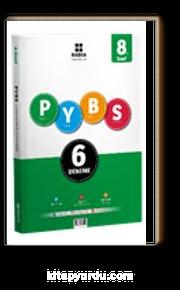 8. Sınıf PYBS Devlet Yatılılık ve Bursluluk Sınavı 6 Deneme
