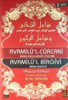 Avamilü'l-Cürcani - Avamilü'l-Birgivi