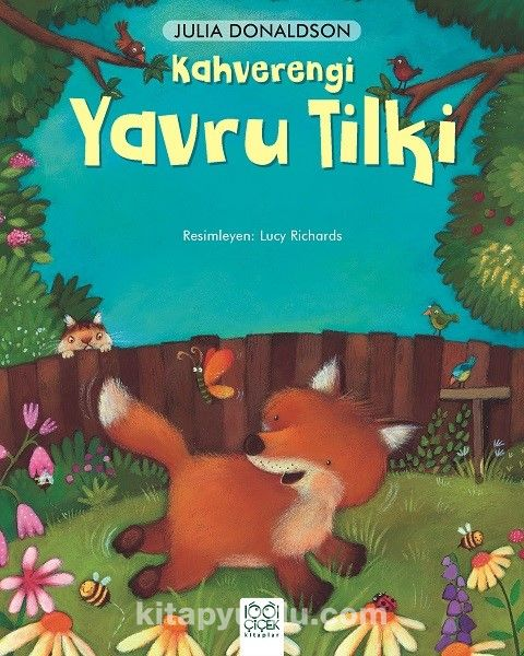 Kahverengi Yavru Tilki - Julia Donaldson pdf epub