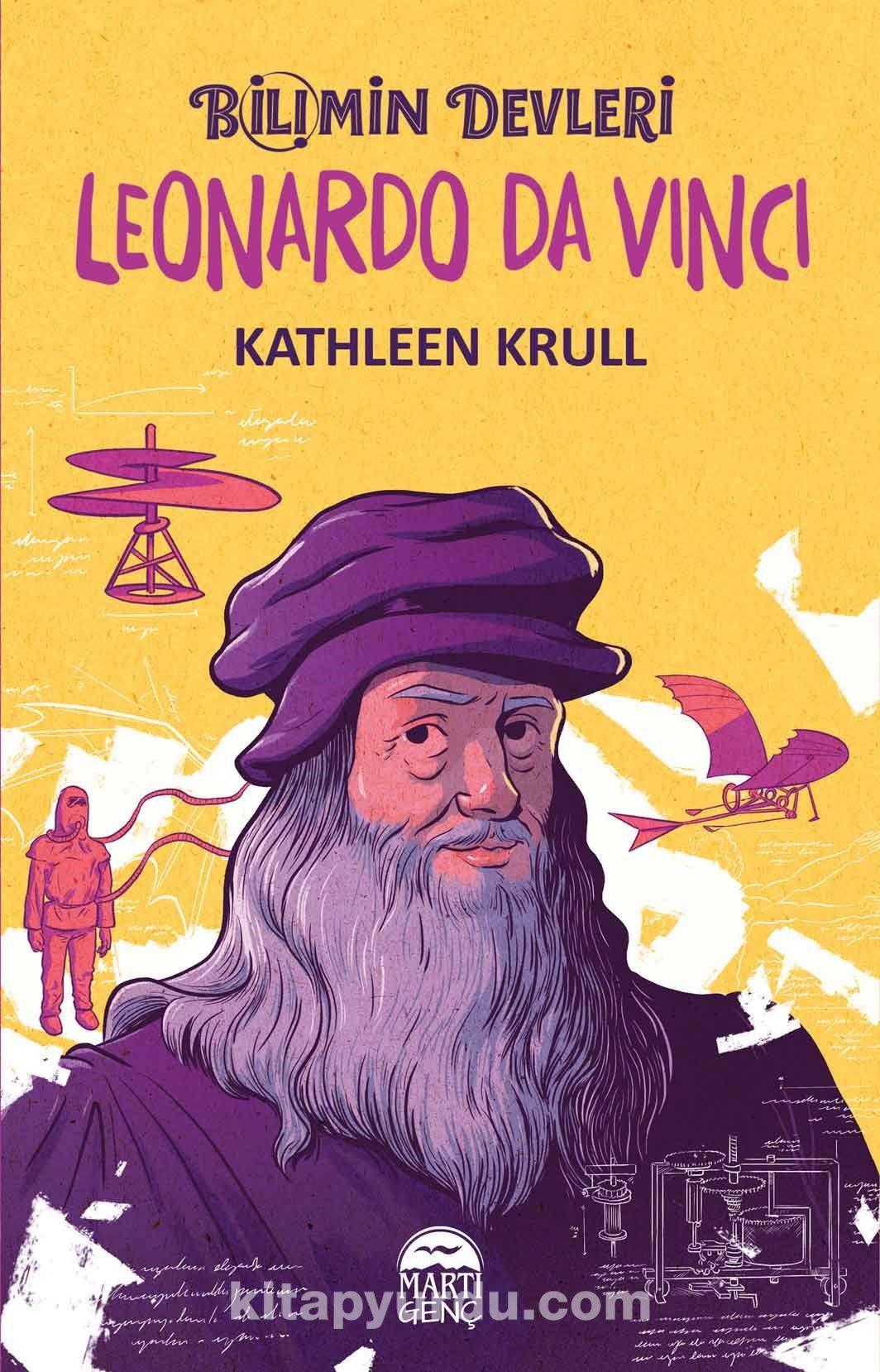 Bilimin Devleri /Leonardo Da Vinci - Kathleen Krull pdf epub