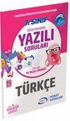 7. Sınıf Türkçe Öğretmenimin Yazılı Soruları