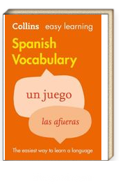 Easy Learning Spanish Vocabulary (2nd edition)