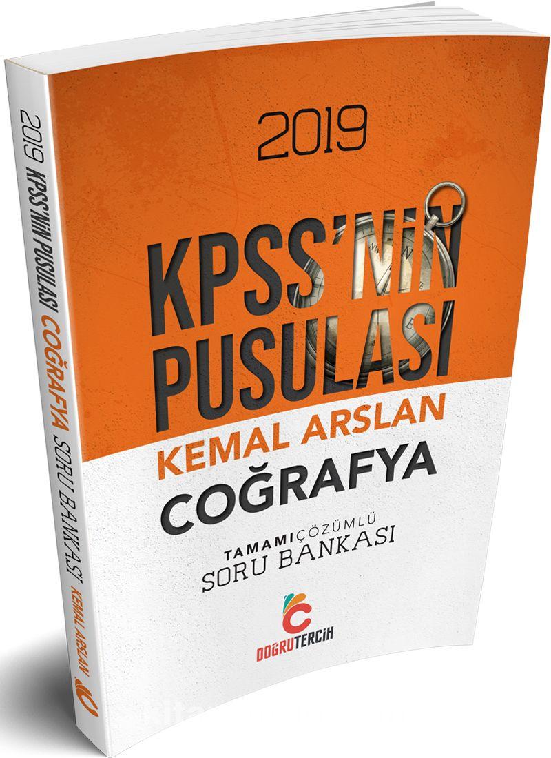 2019 KPSS'NİN Pusulası Coğrafya Soru Bankası - Komisyon pdf epub