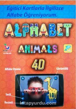 Alfabe 4D Canlanıyor Kartları - Kollektif pdf epub