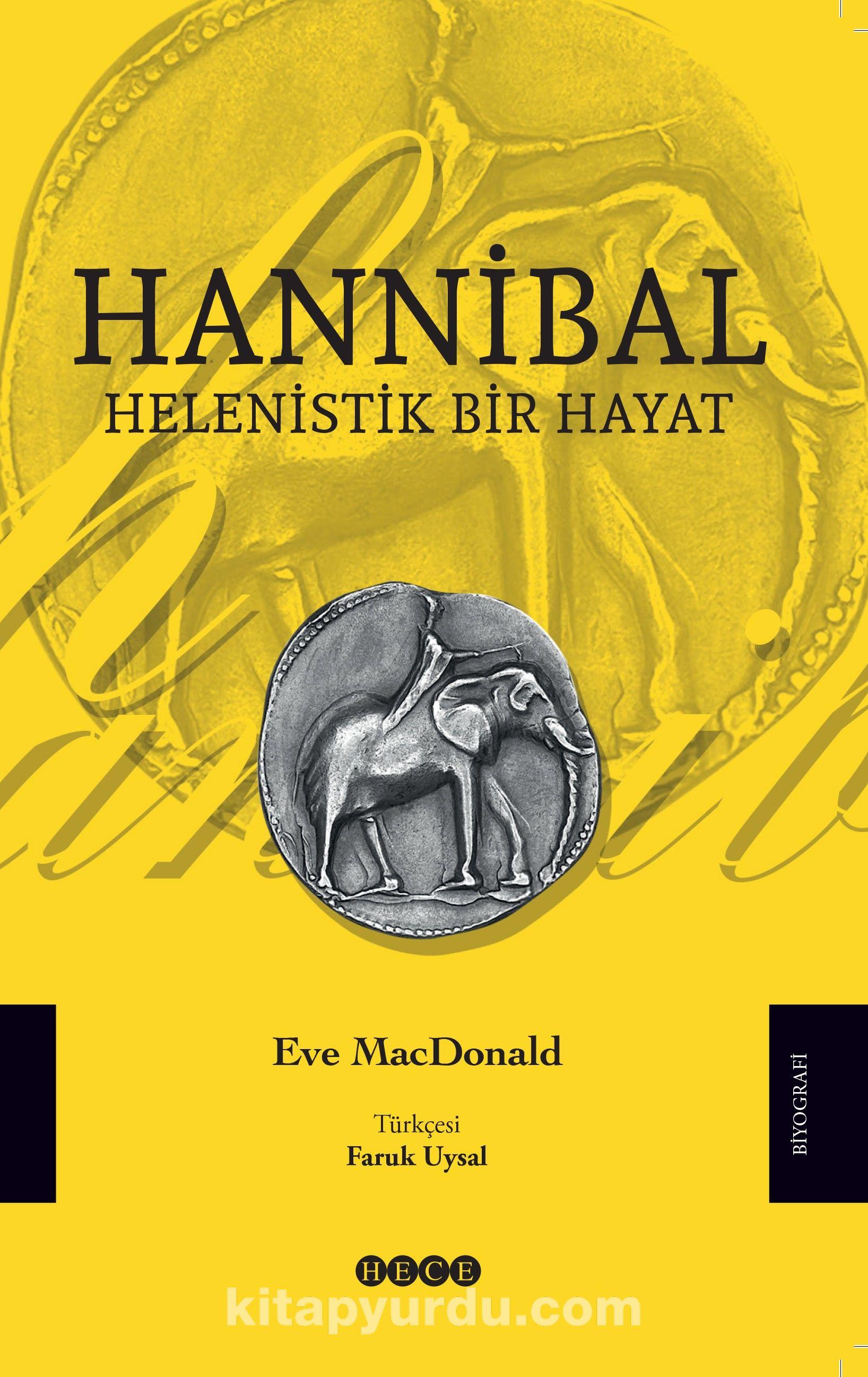 HannibalHelenistik Bir Hayat - Eve MacDonald pdf epub