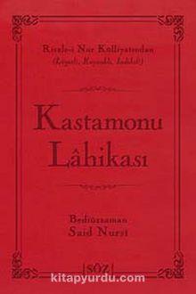 Kastamonu Lahikası (Şamua, İki Renk, İthal Termo Deri Cilt) (Çanta Boy)
