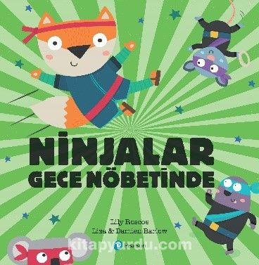 Ninjalar Gece Nöbetinde - Kollektif pdf epub