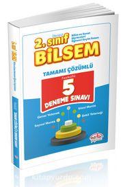 2. Sınıf Bilsem Tamamı Çözümlü 5 Deneme Sınavı