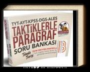 2019 TYT-AYT-KPSS-DGS-ALES Taktiklerle Paragraf Soru Bankası