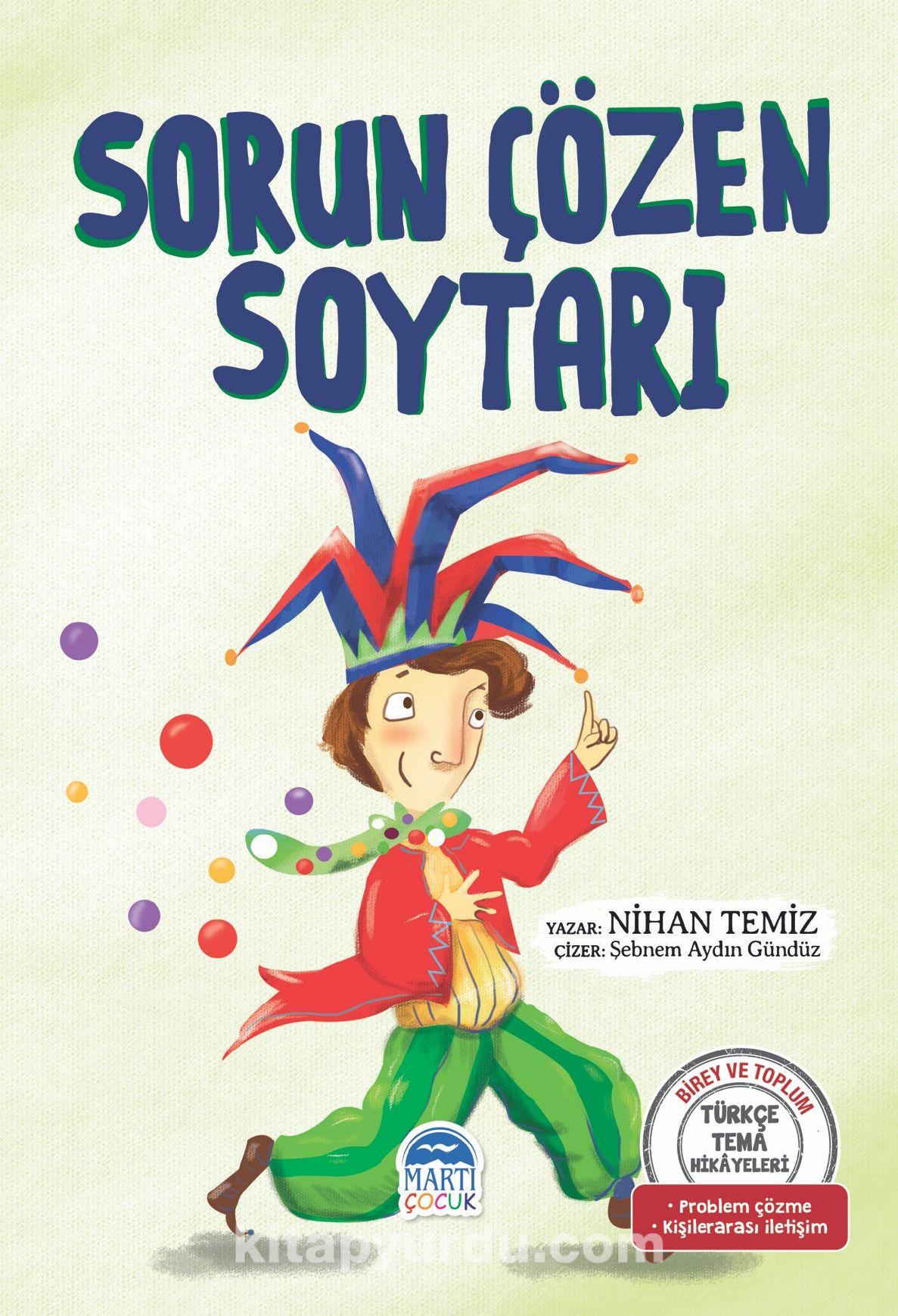 Sorun Çözen Soytarı / Türkçe Tema Hikayeleri - Nihan Temiz pdf epub