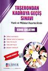 Taşerondan Kadroya Geçiş Sınavı Yazılı ve Mülakat Hazırlık Kitabı Konu Anlatımı