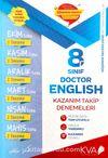 8. Sınıf Doctor English Kazanım Takip Denemeleri