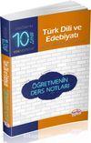 10. Sınıf Türk Dili ve Edebiyatı Öğretmenin Ders Notları