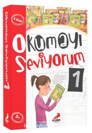 Okumayı Seviyorum Seri 1 (10 Kitap)