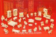 Montessori Ahşap Zeka Oyunları / w-Furniture