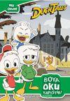 Disney Duck Tales - Vay Canına - Boya Oku Yapıştır