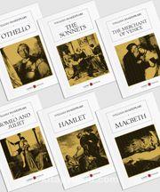 William Shakespeare İngilizce Seti (6 Kitap)