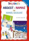 Okul Öncesi Dini Bilgiler Boyama Seti (12 kitap)