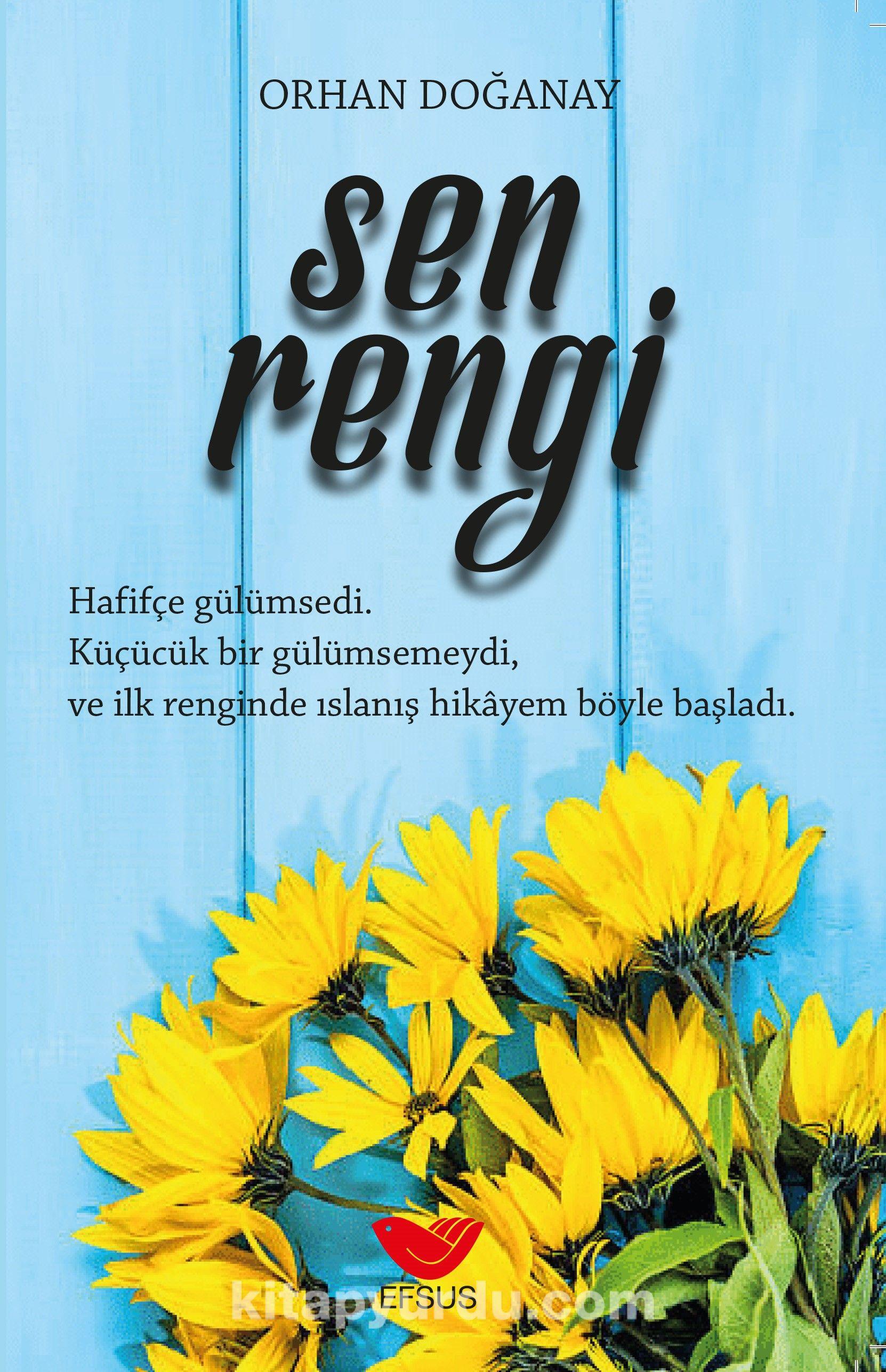 Sen Rengi - Orhan Doğanay pdf epub