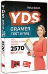 YDS Gramer Test Kitabı TOEFL Advanced Grammar