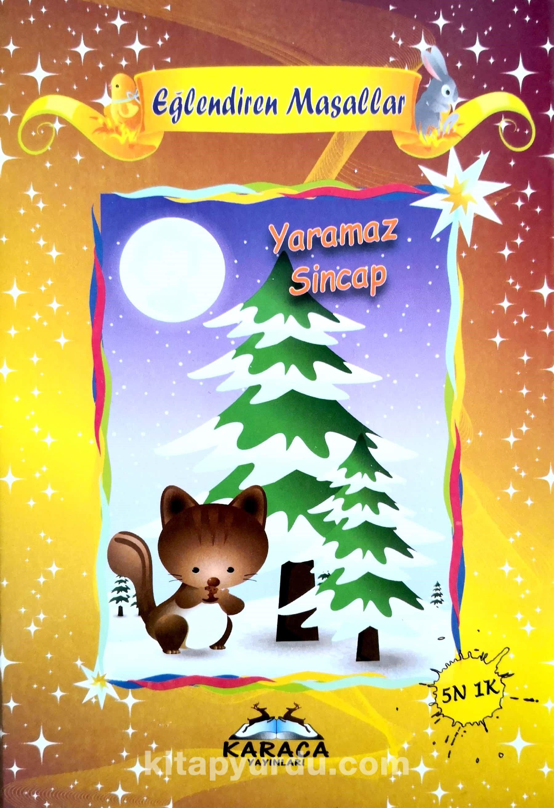 Yaramaz Sincap - Kollektif pdf epub