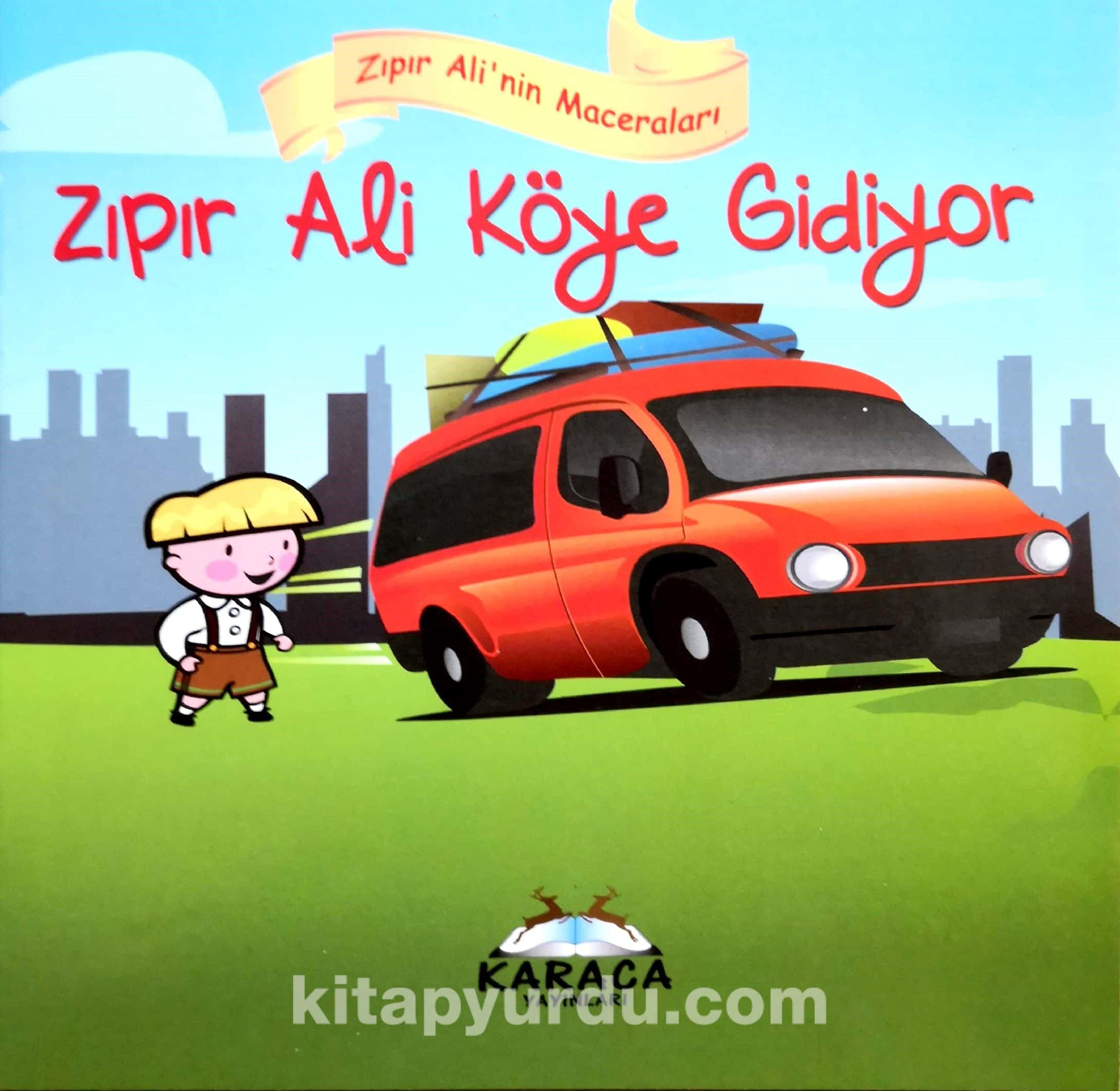 Zıpır Ali Köye Gidiyor - Kollektif pdf epub