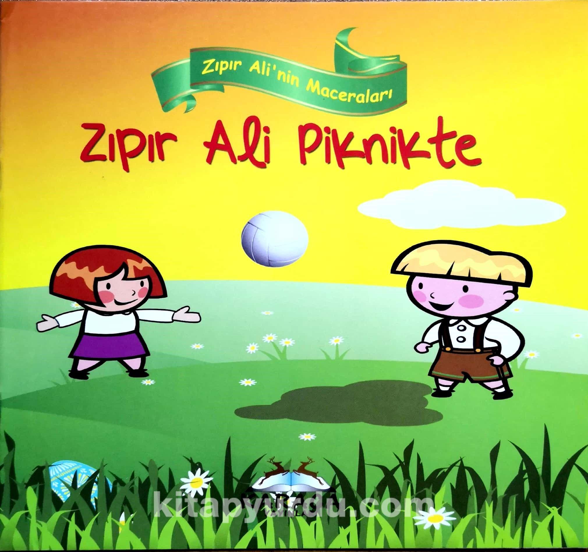 Zıpır Ali ve Ailesi - Kollektif pdf epub
