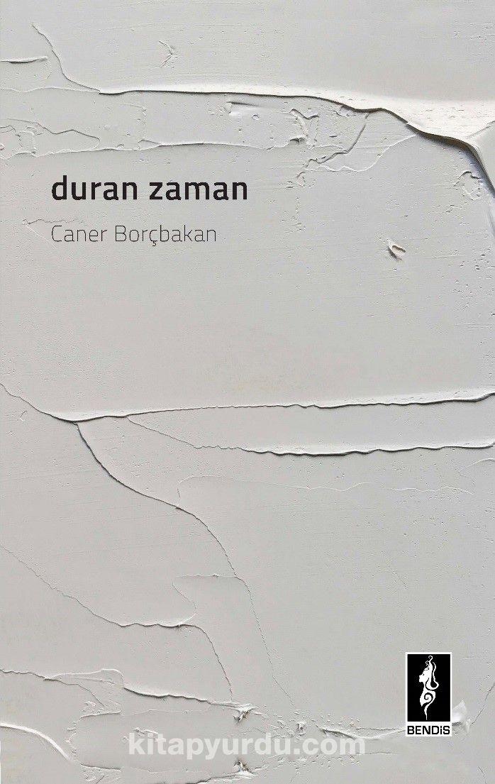 Duran Zaman - Caner Borçbakan pdf epub