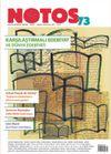 Notos Öykü İki Aylık Edebiyat Dergisi Aralık 2018 Sayı :73