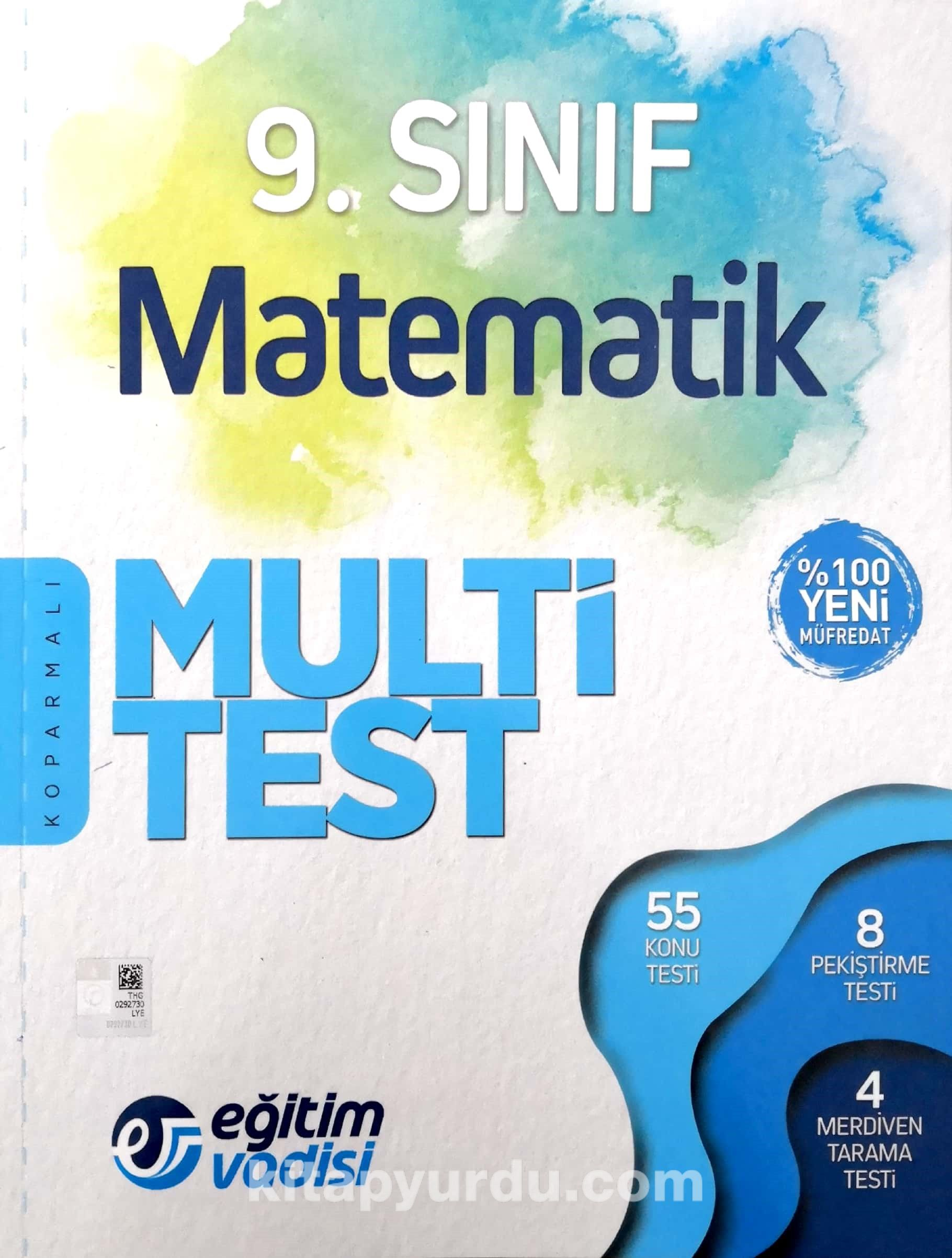 9. Sınıf Matematik Multi Test