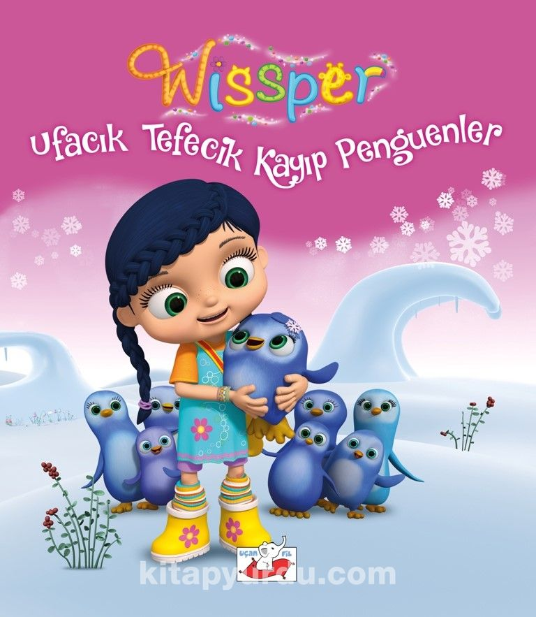 Wissper / Ufacık Tefecik Kayıp Penguenler - Paul Petersen pdf epub