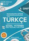 Paragrafın Şifresi 8.Sınıf Türkçe Konu Anlatımlı Soru Kitabı