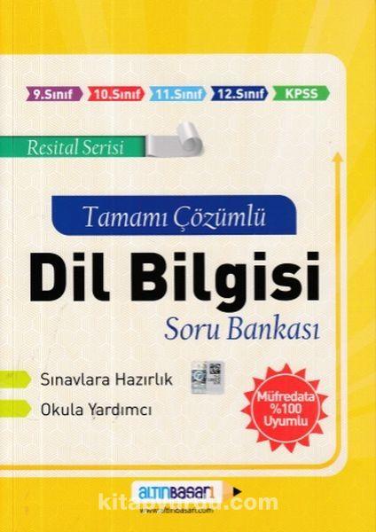 Altınbaşarı Dil Bilgisi Tamamı Çözümlü Soru Bankası - Kollektif pdf epub