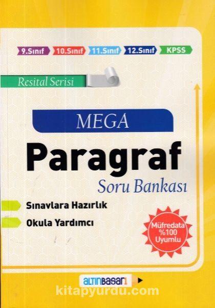 Paragraf Mega Soru Bankası - Kollektif pdf epub