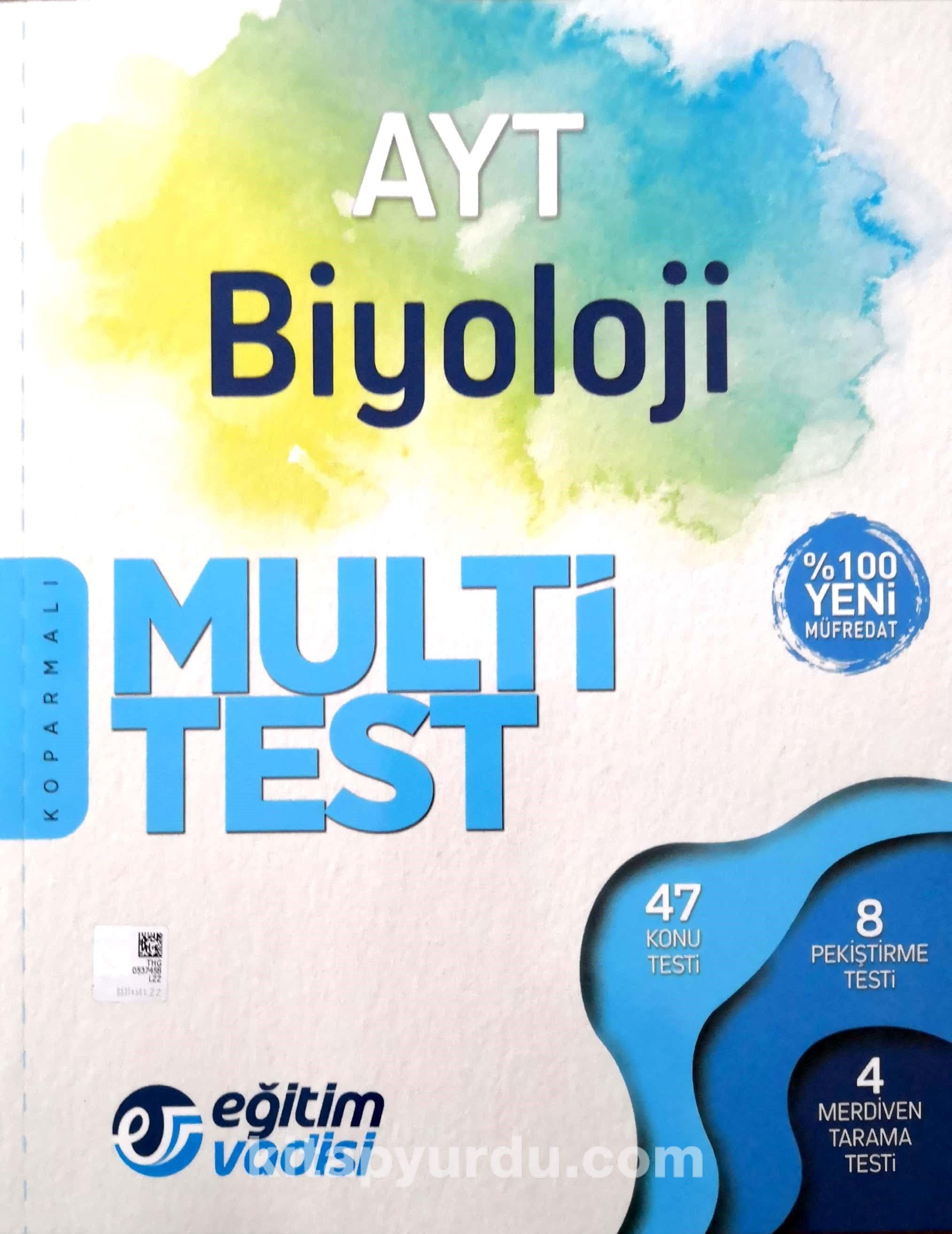 AYT Biyoloji Multi Test