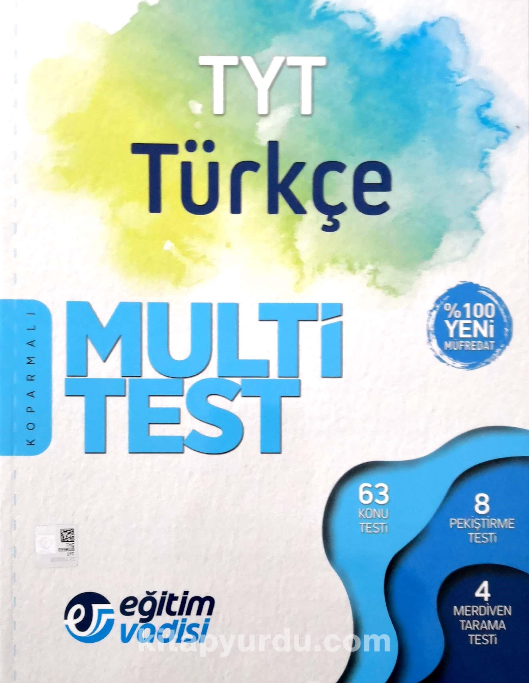 TYT Türkçe Multi Test