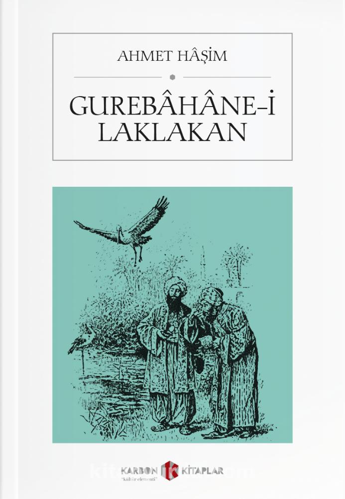 Gurebahane-i Laklakan - Ahmet Haşim pdf epub