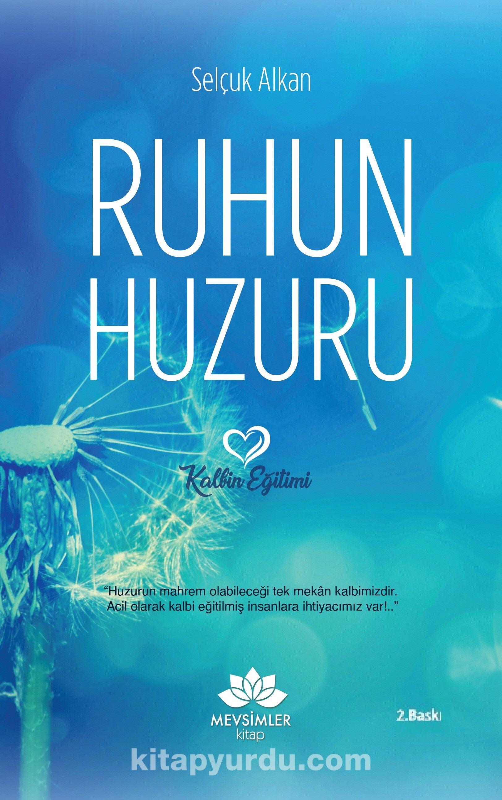 Ruhun HuzuruKalbin Eğitimi - Selçuk Alkan pdf epub