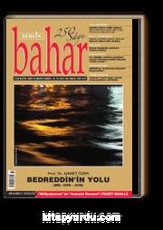 Berfin Bahar Aylık Kültür Sanat ve Edebiyat Dergisi Aralık 2018 Sayı:250