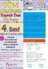 4. Sınıf Tüm Dersler Yaprak Test (Yeni Müfredat)