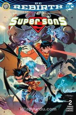 Super Sons Sayı: 2 - Kollektif pdf epub
