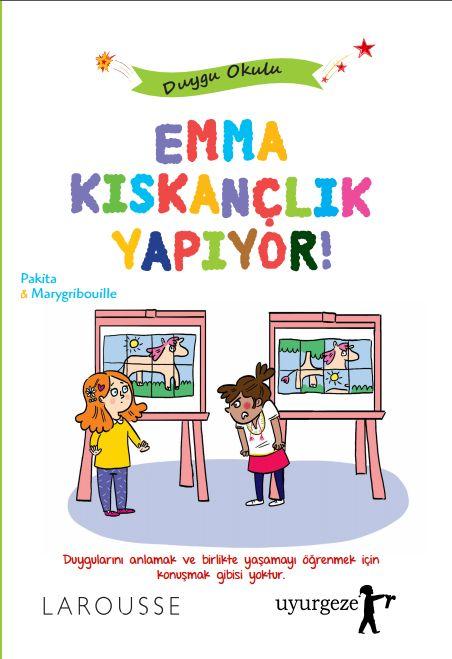 Emma Kıskançlık Yapıyor - Kollektif pdf epub