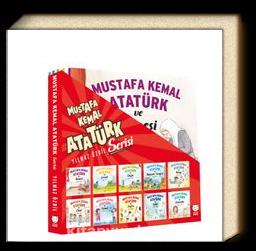 Mustafa Kemal Atatürk Serisi (10 Kitap)