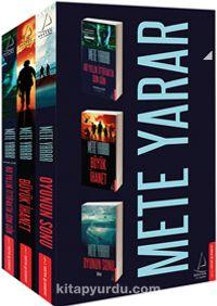 Mete Yarar Set (3 Kitap) - Mete Yarar pdf epub