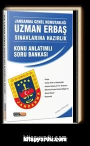 Jandarma Genel Komutanlığı Uzman Erbaş Sınavlarına Hazırlık Kitabı Konu Anlatımlı Soru Bankası