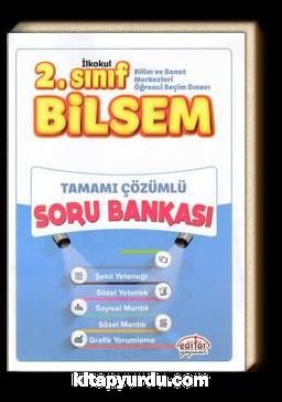 2. Sınıf Bilsem Tamamı Çözümlü Soru Bankası