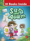 Sara and Adam (10 Books Inside)