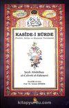 Kaside-i Bürde (Fazileti, Sırları ve Manzum Tercümesi)